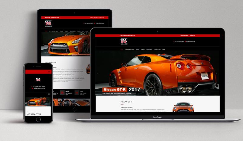 Nissan GT-R Melrose