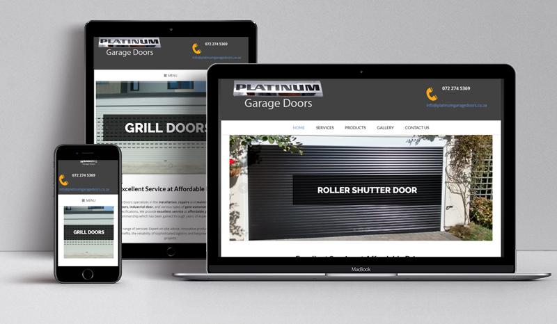 Platinum Garage Doors