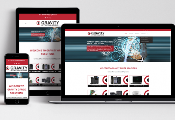 Gravity Office Solutions